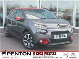 image for 2018 Citroen C3 1.2 PureTech Flair Nav Edition 5dr Hatchback Petrol Manual