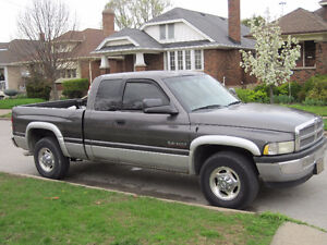 2002 Dodge Other Silver Pickup Truck