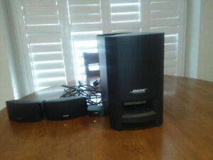 Bose Cinemate Series II Digital Home Theater System 318638-1030,