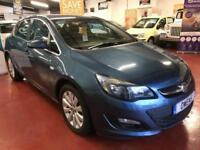 2013 (62) VAUXHALL ASTRA 2.0 TECH LINE CDTI 5DR AUTOMATIC
