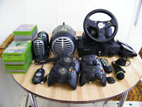 Original Xbox Complete w/ Games and Accessories