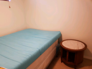 Fully furnished 1 bedroom basement suite move in ready