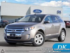 2013 Ford Edge SEL AWD w/Leather, Moonroof, Back-up Camera, and