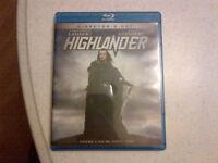 Highlander (Director's Cut) on Blu-Ray