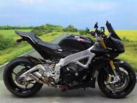 Aprilia Tuono V4R 2013 **aftermarket exhaust plus other extras added*