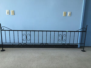 Iron Railing - Decorative
