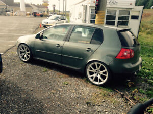 2007 Volkswagen Rabbit Fully equipped Hatchback