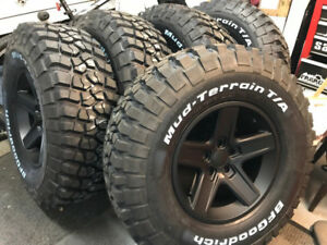 FOR SUPER SWAMPER, NITTO, GOODYEAR, BFGOODRICH, MAXXIS TOYO TIRE