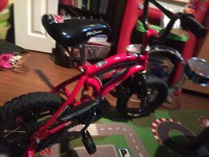 Bicyclette d'enfant Thème « The Car » grandeur 16 pouces