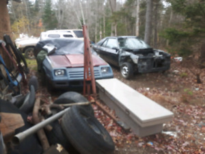 80s FWD dodge parts. Shelby, Omni, Charger, Daytona