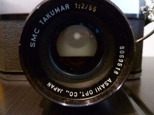 Pentax Camera and Lenses for Sale Kitchener / Waterloo Kitchener Area image 2