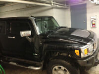 2007 HUMMER H3 Leather SUV, Crossover