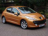 FINANCE AVAILABLE!! 2008 PEUGEOT 207 1.6 HDi SPORT 5dr, 1 YEAR MOT,