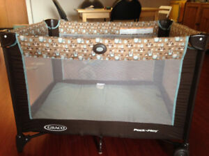 Graco pack and go playpen for sale