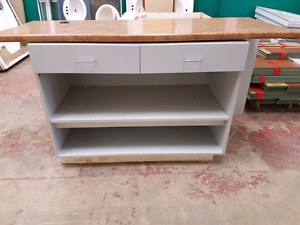 Cabinet with Counter-Top