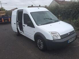 Ford transit connect++2009++mot June 17++high roof lwb++£2700 no offers ++no vat+++