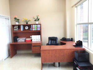 Beautiful Furnished Office  ready for Lease/Rent