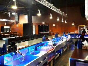 RESTAURANT / BAR / NIGHTCLUB / BANQUET - FOR LEASE