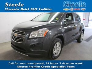 2016 Chevrolet TRAX 2LT AWD Sunroof & Alloys