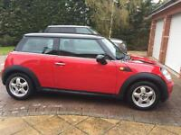 2009 Mini Cooper 1.6 3 Door Hatchback 6 Speed Manual Petrol