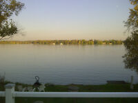 Enjoy living on the water year round! ROOM for rent in our home!