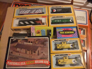 vintage collection HO electric train sets and layout Cambridge Kitchener Area image 5