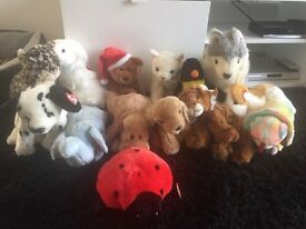 Large ty Beanie Babies For Sale