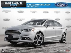2015 Ford Fusion SE with Mytouch and 18 wheels