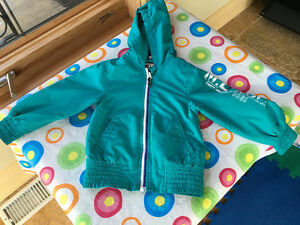 Mexx Teal Spring Jacket  in Excellent Condition