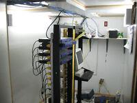 H cadres pour les serveurs --- H Frames for Servers
