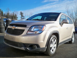 EASY TO FINANCE! 2012 Chevrolet Orlando 7 PASSENGER SUV