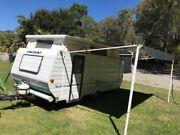 Viscount pop top caravan Morisset Lake Macquarie Area Preview