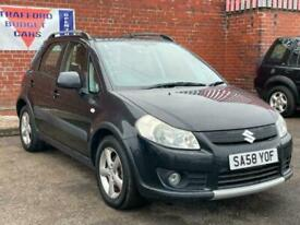 image for Suzuki SX4 2008 1.6 GLX 5 door manual. Very good reliable family car. No issues