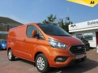 2021 Ford Transit Custom 2.0 300 ECOBLUE LIMITED L1 H1 EU6 (S/S) 5DR PLEASE ADD