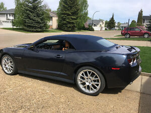 2013 Camaro Convertible FULL WARRANTY
