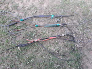 FORD FALCON Xa - Xf DRUM BRAKE HANDBRAKE CABLES $50 EACH