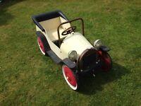 Vintage / antique pedal car - Brum?