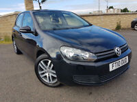 2010 - VW GOLF TDI 140 DSG SE AUTO