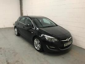 VAUXHALL ASTRA 1.7CDTi SRI 16v ( 130ps ) 2013/63 PLATE,ONLY 48000 MILES