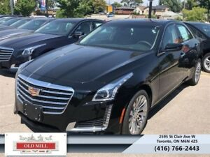2018 Cadillac CTS BRAND NEW *** All-Wheel Drive, Luxury ***