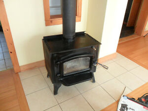 3 Wood Stoves:2 large $300 each and smaller $200