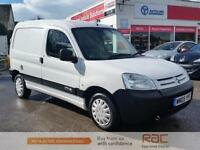 CITROEN BERLINGO LX 600 D , White, Manual, Diesel, 2005