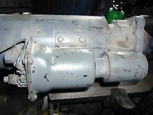 STARTER MOTOR 12 VOLT HEAVY DUTY DELCO REMY TYPE Dianella Stirling Area Preview