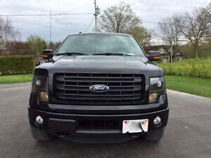 2014 Ford F-150 FX4 (LIKE NEW/Highway kms) Peterborough Peterborough Area image 2