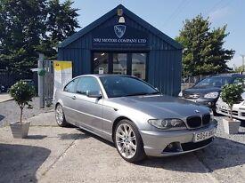 BMW 3 SERIES 318Ci ES (grey) 2004