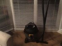 Titan wet and dry vacuum cleaner