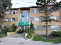 Open House Sunday Oct 4, 2 - 4 PM. 1 Bedroom River Heights Condo