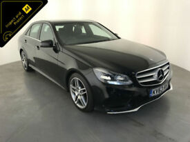 2013 63 MERCEDES E250 AMG SPORT CDI AUTO DIESEL MERCEDES SERVICE HISTORY FINANCE