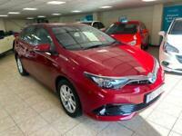 2017 Toyota Auris 1.8 Hybrid Business Edition TSS 5dr CVT HATCHBACK Petrol/Elect