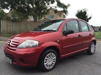 2006 CITROEN C3 low miles NOVEMBER MOT
